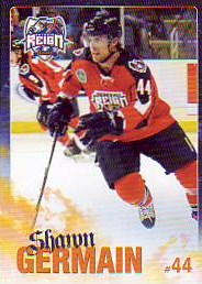 Shawn Germain Hockey Player