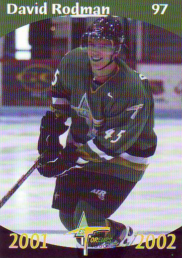 2001-02 Val d Hockey Player